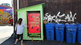 'There is still really a need for this': Community fridges charge on as pandemic wanes - The Boston Globe