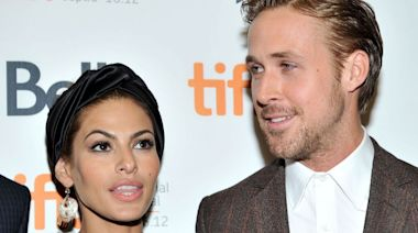 """Eva Mendes Was Positive She """"Never Wanted Babies"""" Before She Fell in Love With Ryan Gosling"""