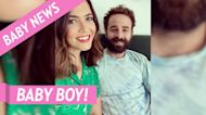 1st Pic! Mandy Moore Welcomes Baby Boy With Husband Taylor Goldsmith