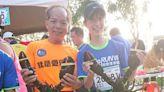 跑到痛風!二林公益馬拉松 起點吃牛排、終點吃龍蝦
