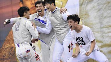 東京奧運.港隊最新︱張家朗挫世界冠軍 男子花劍入8強創歷史
