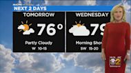 Chicago Weather: Clear And Cool Monday Night; Tornado Analysis