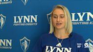 Lynn volleyball players setting high marks