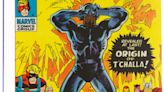 When Marvel Published Black Panther's Origin - Avengers #87 At Auction