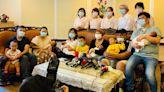 高市護理師自然受孕 5年內當7個男孩媽