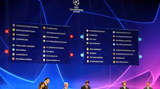 Candy TV -  Online Entertainment Tv UEFA Champions League: 2018/2019 group stage draw
