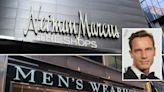 Neiman Marcus loses CFO to struggling retailer Men's Wearhouse