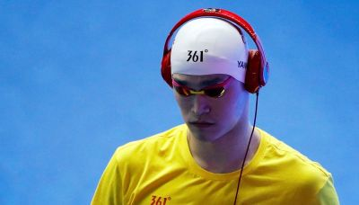 Olympics-Swimming-China's swimmers racing to escape country's doping past