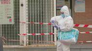 COVID-19 crisis escalates across Europe