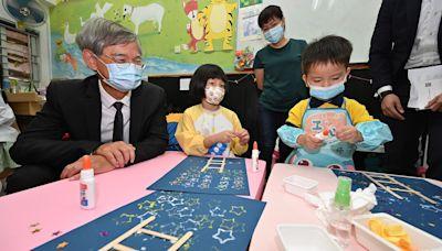 【幼兒中心】4間互助幼兒中心重整完成 羅致光:可提供課餘託管服務 - 香港經濟日報 - TOPick - 新聞 - 社會