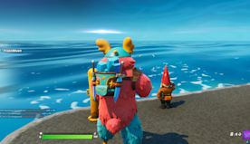 Where To Destroy Gnomes At Camp Cod Or Fort Crumpet In 'Fortnite: Battle Royale'