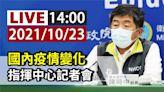 國內疫情變化、第13期時程安排 指揮中心14:00記者會-台視新聞網
