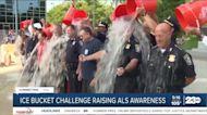 Return of the ice bucket challenge