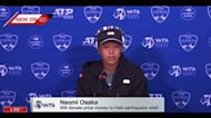 Naomi Osaka Breaks Down at 1st Press Conference Since French Open Exit