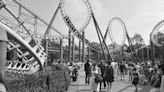 Zoom back in time with these historic theme park images