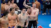 British swimmers make relay history; US doesn't even medal