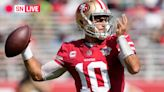 49ers vs. Colts live score, updates, highlights from NFL 'Sunday Night Football' game