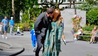 Jennifer Lopez and Ben Affleck Made Out Everywhere While Walking Around New York City