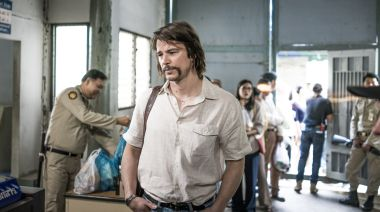Target Number One's Josh Hartnett on why he chooses 'passion projects' (exclusive)