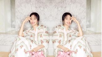 40歲秦嵐噴少女心 全因TORY BURCH粉色獨賣包太萌 《蘋果》愛女生 火線話題 蘋果新聞網 蘋果日報