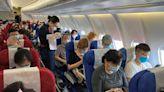 南非至深圳班機32人中鏢 1海關人員染變種病毒