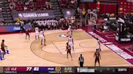 Lamar Stevens with a 2-pointer vs the Phoenix Suns