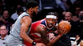 Bradley Beal is back in action, but the Nets tear through the Wizards for a lopsided win