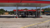3 shot outside gas station in Stone Mountain, shooters still on the run