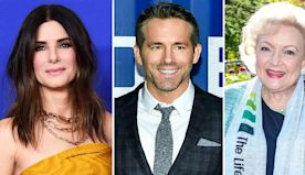 Sandra Bullock, Ryan Reynolds Reunite in Birthday Video for Betty White