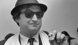 'Belushi' explores the comic's career through those who knew him best