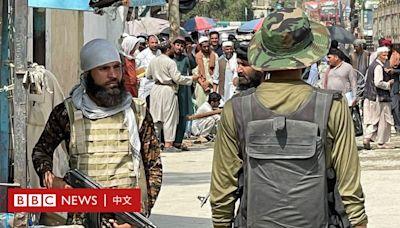 阿富汗未來 中國對塔利班政權的重要性