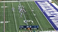 Carson Wentz zips first Colts TD to Zach Pascal in traffic