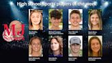 Morning Journal players of the week for Sep. 23