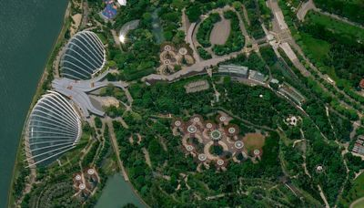 Get a bird's eye view of some of Singapore's coolest places