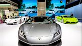 中英對照讀新聞》Danish police confiscate luxury sports car caught speeding 丹麥警方沒收超速的豪華跑車