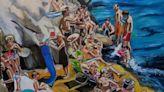 Tramonto sulla torre, arte da Aréa, e il Giffoni al Rouge et Noir: gli appuntamenti di giovedì