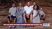 Black Lives Matter pays bond of Oklahoma father jailed for over a year