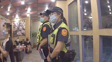 降級不解封 投警查獲養生館關包廂門幫客人按摩遭移送裁罰