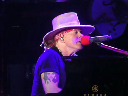 Watch Guns N' Roses Play 'November Rain' at First Covid-Era Show