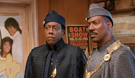 Arsenio Hall says everyone 'brought their A game' for 'Coming 2 America'