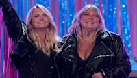 "Miranda Lambert And Elle King Perform ""Drunk (And I Don't Wanna Go Home)"" At The 56th ACM Awards"