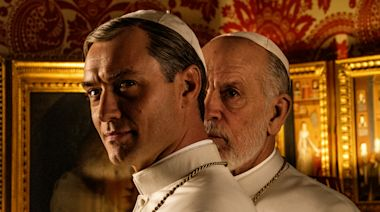 'The New Pope': HBO Gives First Look At Jude Law And John Malkovich; Unveils Cast For Limited Series