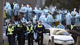 Australia isolates virus-prone state, Serbs oppose lockdown