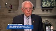 Sen. Bernie Sanders calls move to block voting rights reform bill 'a total outrage'