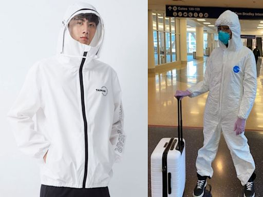 NET「防疫」神衣開賣!防護面罩、超甜價格,網加碼曝「這材質」抗菌效果最好