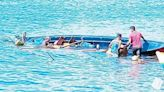 PCG to the rescue as vaccines sink in Quezon waters