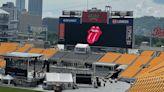 Rolling Stones concert at Heinz Field rescheduled for Oct. 4