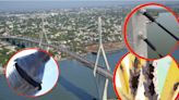 Detectan fallas en Puente Tampico; dictaminan 'emergencia técnica' SCT