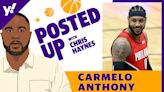 Carmelo Anthony on his new memoir, why he joined the Lakers and Dame's mindset in Portland