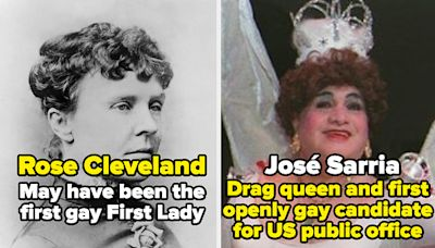 14 Fascinating Queer Historical Figures I'm Mad I Didn't Learn About Sooner, But Am Delighted To Know About Now